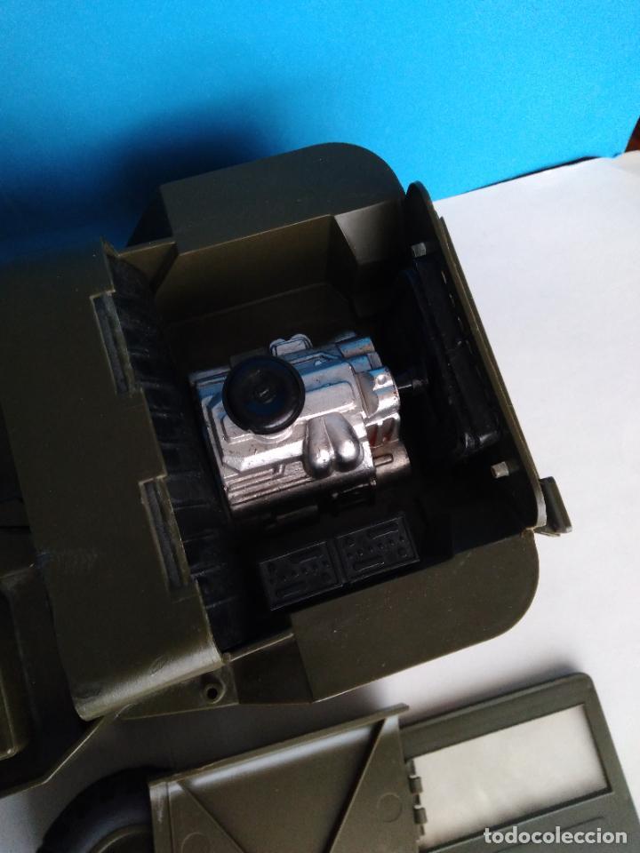 Madelman: caja con jeep verde asientos duros madelman original - Foto 7 - 288874343