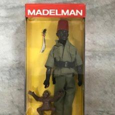 Madelman: MADELMAN PORTEADOR ALTAYA EN CADA NUEVO. Lote 289354073