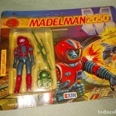 Madelman: MADELMAN 2050.SERPION COSMOPILOTO PLANETA ZARKON REF.1601 CON COMIC.EXIN 1988. Lote 289844378