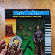 Madelman: MADELMAN COWBOY C10. Lote 289871898