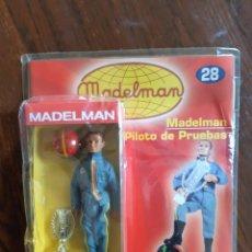 Madelman: MADELMAN PILOTO DE PRUEBAS ED. ALTAYA. Lote 293143158