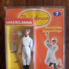 Madelman: MADELMAN ESPELEOLOGO ED. ALTAYA. Lote 293145073