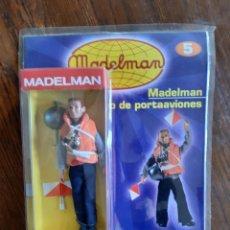 Madelman: MADELMAN PORTAAVIONES ED. ALTAYA. Lote 293145178