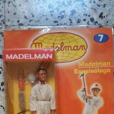 Madelman: ESPELEOLOGO + FASCICULO 7 ALTAYA NUEVO SIN JUGAR. Lote 293265773