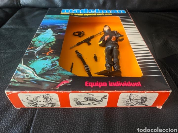 Madelman: Madelman Reconocimiento Hombre Rana a Estrenar - Foto 5 - 293584173