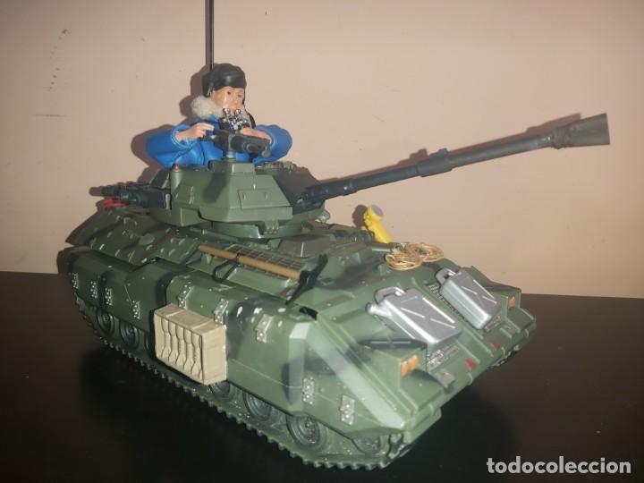 Madelman: Madelman MDE lote diorama antitanque aleman con tanque. Segunda Guerra Mundial WWII - Foto 3 - 293596123