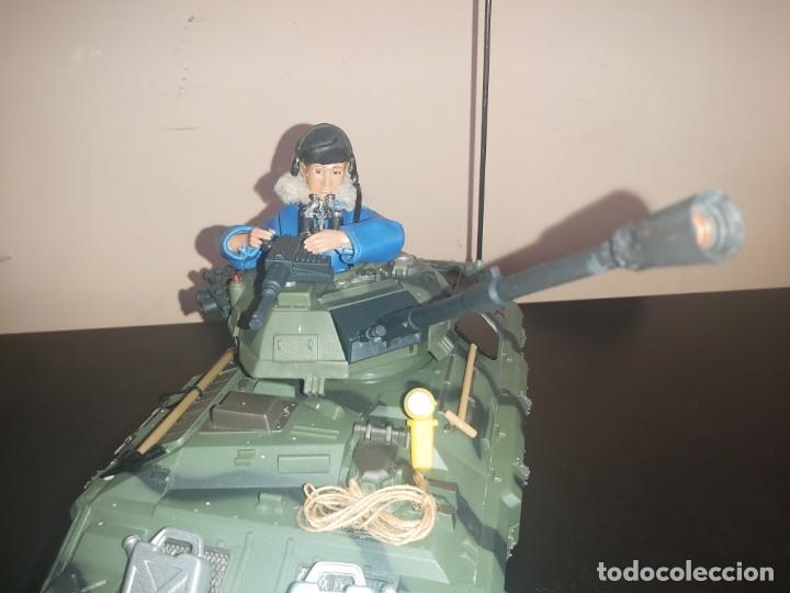 Madelman: Madelman MDE lote diorama antitanque aleman con tanque. Segunda Guerra Mundial WWII - Foto 6 - 293596123