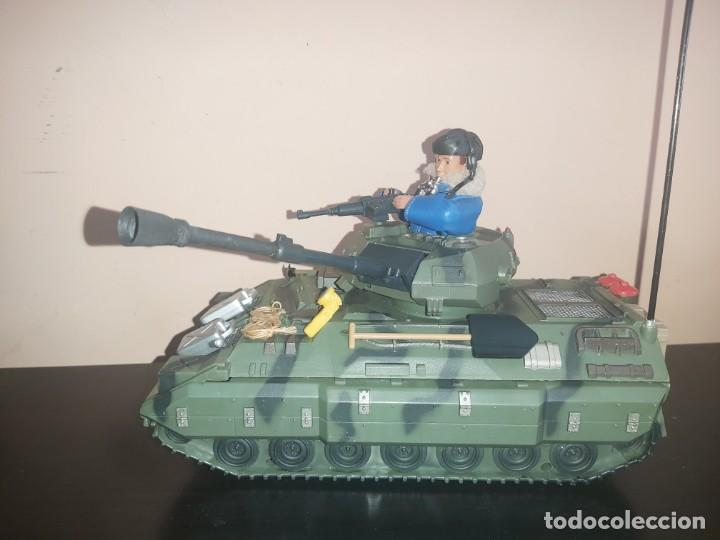 Madelman: Madelman MDE lote diorama antitanque aleman con tanque. Segunda Guerra Mundial WWII - Foto 7 - 293596123
