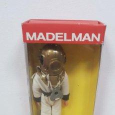 Madelman: MADELMAN BUZO NUMERO 1 DE ALTAYA EN SU CAJA. Lote 295979648