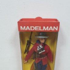 Madelman: MADELMAN POLICIA MONTADA DEL CANADA NUMERO 2 DE ALTAYA NUEVO EN SU CAJA. Lote 295980318