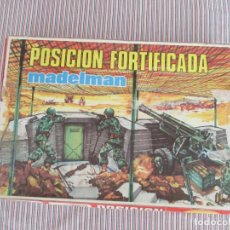 Madelman: MADELMAN, POSICION FORTIFICADA ORIGINAL EN CAJA. Lote 296732628