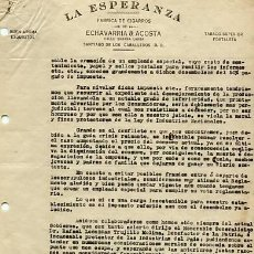 Manuscritos antiguos: CARTA DOCUMENTO ENVIADO AL SECRETARIO DE ESTADO, GOBIERNO LEONIDAS TRUJILLO , REPUBLICA DOMINICANA. Lote 27283176