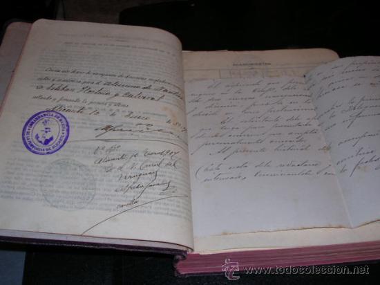 CUADERNO DE BITACORA,DIARIO DE NAVEGACION,11 ENERO 1907- 17 ABRIL 1908,CORBETA SAN PEDRO,Y VAPOR (Coleccionismo - Documentos - Manuscritos)
