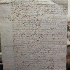 Manuscritos antiguos: 1767: REPRESENTACIÓN AL REY, ANTE LA AUDENCIA DE SEVILLA... SOBRE PASTOS, MONTES Y ENCINARES. Lote 19525577