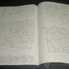 Manuscritos antiguos: CUBA.EN LA MAYOR BREVEDAD.DILIGENCIAS MATRIMONIALES DE EMILIO SERRANO ALTAMIRA NATURAL DE SEVILLA. Lote 26381105
