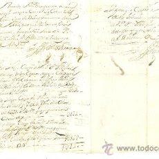 Manuscritos antiguos: VALLADOLID. LOTE DE 12 DOCUMENTOS DE CUENTAS DEL PATRONATO CAPILLA Y COLEGIO BELARDES. 1705-1709.. Lote 28294611