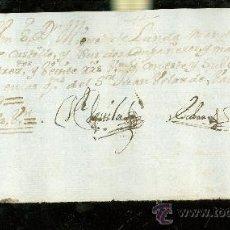 Manuscritos antiguos: VALLADOLID. 1729. CUENTAS DEL PATRONATO DE LOS BELARDES. CAPILLA Y COLEGIO. 29 DOCUMENTOS.. Lote 28294631