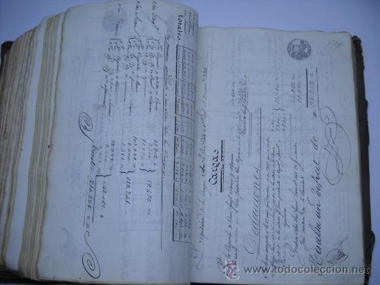 Manuscritos antiguos: DOCUMENTO MANUSCRITO- MADRID- TITULOS DE PERTENENCIA CALLE SAN ANTON Nº 7 MANZANA 317.800 FOLIOS - Foto 15 - 28405324