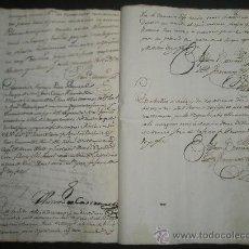 Manuscritos antiguos: MEDICINA 1763 CONTAGIO DE GONORREA GALICA DEL COCHERO DE S.M. EN EL CASAMIENTO DEL REY FERNANDO VI . Lote 28447615