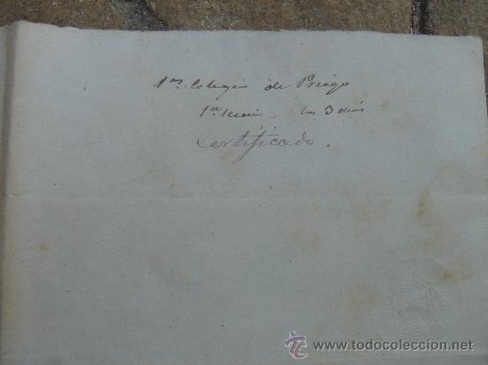 Manuscritos antiguos: DETALLE - Foto 6 - 28538596
