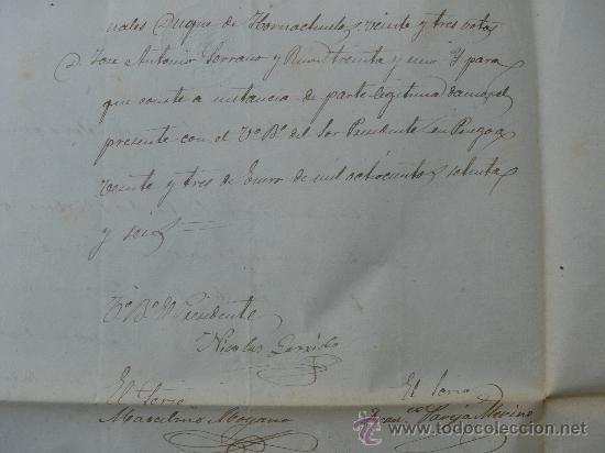 Manuscritos antiguos: DETALLE - Foto 13 - 28538596