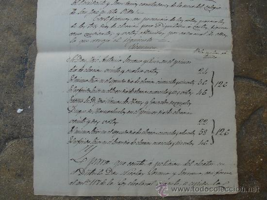 Manuscritos antiguos: DETALLE - Foto 7 - 28538622
