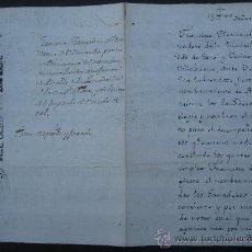 Manuscritos antiguos: 1806. MANUSCRITO. HONRADO CONCEJO DE LA MESTA. TORO. ZAMORA. VILLABUENA GANADERIA. Lote 28697846