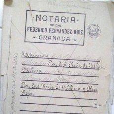 Manuscritos antiguos: ESCRITURA MANUSCRITA. REPUBLICA ESPAÑOLA.. ENVIO CERTIFICADO GRATIS¡¡¡. Lote 29005370