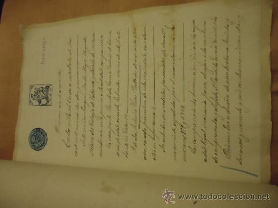 Manuscritos antiguos: ANTIGUISIMAS ESCRITUTRAS MANUSCRITAS 1919 - Foto 4 - 34692226