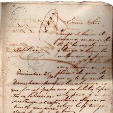 Manuscritos antiguos: DOCUMENTO MANUSCRITO, MATANZAS 1880, EXPEDIENTE COMPLETO JULIO SILVA, LEER. Lote 36569989
