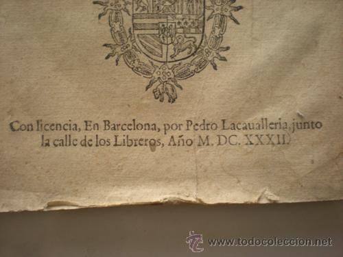 Manuscritos antiguos: Discvrso en el qval se ivstifica EPC Los Bracos ivntados en es solos, sin el rey, sin pveden proueer - Foto 2 - 37022175