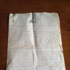 Manuscritos antiguos: ISLA DE CUBA 1871. Lote 38199260