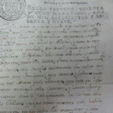 Manuscrits anciens: SORIA NABALENO. Lote 38213245