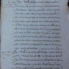 Manuscritos antiguos - Carta de pago 1619. Gonzalez de Proaño y Gutierre de Quirós - 42349558