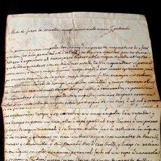 Manuscritos antiguos - ANTIGUA RECETA MANUSCRITA. SIGLO XIX. CATALAN - 42636667