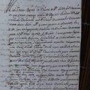 Manuscritos antiguos: HELLIN RECLUTA DE SOLDADOS 1741. Lote 42855545