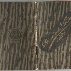Manuscritos antiguos: CUADERNO NESTLET AÑO 1926 BARCELONA CON ANOTACIONES REMEDIOS CASEROS 34 PAGINAS INTERESANTES,ALGUNO. Lote 43716308
