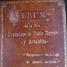 Manuscritos antiguos: HOMENAJE ESCRITORES Y ARTISTAS COLOMBIA.MEDELLIN.ANTIOQUIA.1921.ALFONSO MEJIA RODRIGUEZ.. Lote 44837976