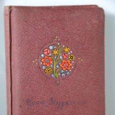 Manuscritos antiguos: ANTIGUA LIBRETA CON POESIAS MANUSCRITAS EN ALEMÁN , ALEMANIA AÑO 1924 ,. Lote 44931743