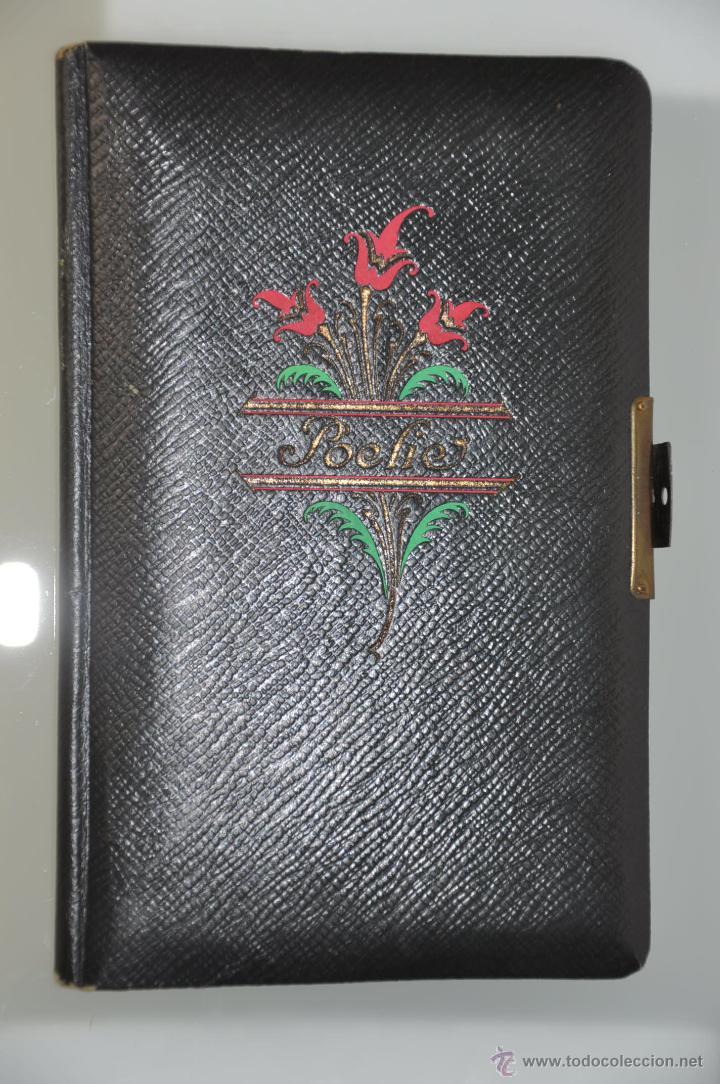 ANTIGUA LIBRETA CON POESIAS MANUSCRITAS EN ALEMÁN , ALEMANIA AÑO 1925 Y 1926 , (Coleccionismo - Documentos - Manuscritos)