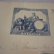 Manuscritos antiguos: [MANUSCRITO1883] . MANUSCRITO REGISTRO PROPIEDAD CIURANA (SIURANA) . 1883.. Lote 45459827