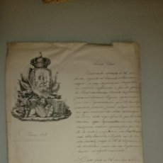 Manuscritos antiguos: ZARAGOZA 1901 - REAL MAESTRANZA - CONCURSO HÍPICO - OBRAS DEL CAMPO DE TIRO - BONITO GRABADO. Lote 45960586