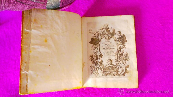 Manuscritos antiguos: CASTELLON, MANUSCRITO CON DIBUJOS, GRABADOS DE FILOSOFIA, MIGUEL VILLAROIG, MANUEL JOAQUIN POZO 1773 - Foto 2 - 46546989