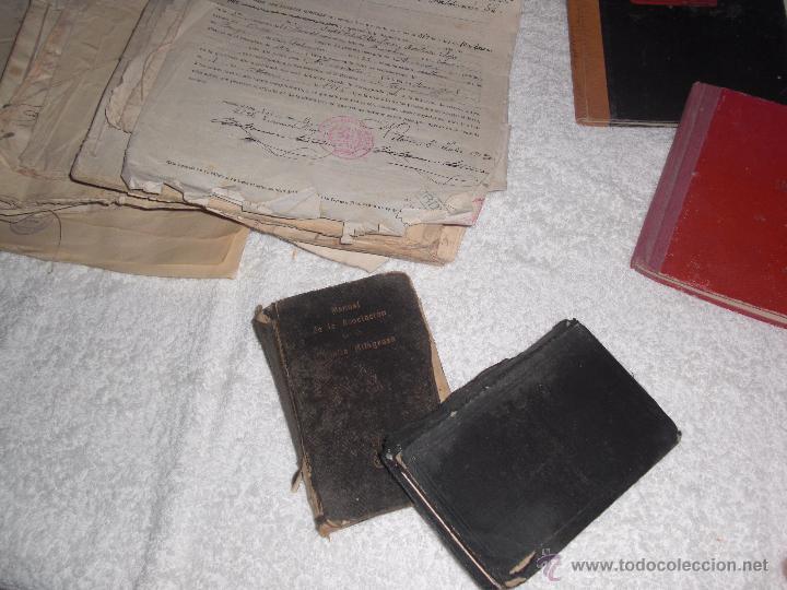 Manuscritos antiguos: DOCUMENTOS ANTIGUOS BURGOS,PAÍS VASCO,LA RIOJA DESDE SIGLO XVII - Foto 3 - 50742469