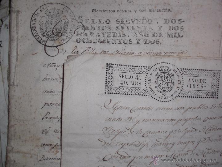 Manuscritos antiguos: DOCUMENTOS ANTIGUOS BURGOS,PAÍS VASCO,LA RIOJA DESDE SIGLO XVII - Foto 10 - 50742469