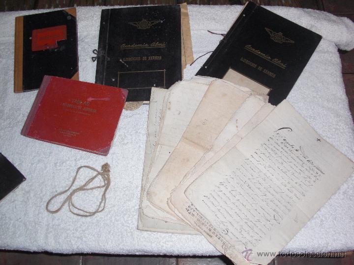 Manuscritos antiguos: DOCUMENTOS ANTIGUOS BURGOS,PAÍS VASCO,LA RIOJA DESDE SIGLO XVII - Foto 12 - 50742469