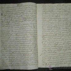 Manuscritos antiguos - MANUSCRITO DEL XVII MEDIOS POLITICOS PARA EL REMEDIO DE LA MONARQUIA Y DICEN ES DEL ALMIRANTE - 50995085