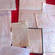 Manuscritos antiguos: ANTIGUO DOCUMENTO MANUSCRITO FUERO DE CARRIL FAMILIA SOTOMAYOR (GALICIA 1686). Lote 51438390