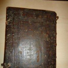Manuscritos antiguos: 1540 - MANUSCRITO - PROBANZA DE HIDALGUIA DE JUAN RUIZ MANSO DE CASTAÑEDA - OÑA BURGOS. Lote 52632725