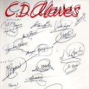 Manuscritos antiguos: SIGNED,AUTOGRAPH,FIRMA.FIRMAS DE LOS INTEGRANTES DEL CLUB DEPORTIVO ALAVES DE FUTBOL,1969.VER GOOGLE. Lote 52832928